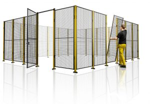 Axelent X-Guard Safety Fencing