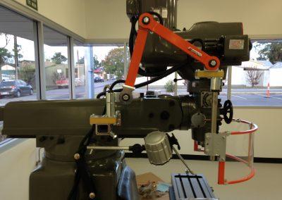 Tecno PFR 01 Universal Mill Guard