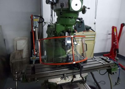 Bridgeport mill Tecno PFR 01 500