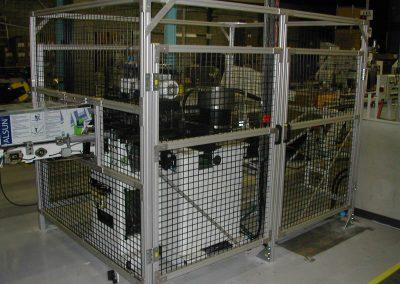 Machine Guarding Enclosure